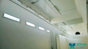 Canalizzazione aria condizionata