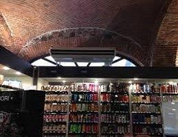 Diffusori aria per negozi
