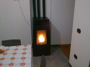 Kit distribuzione aria calda