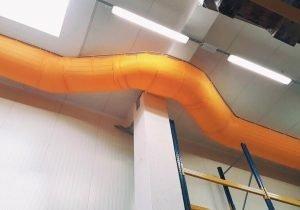 Tubi flessibili aria